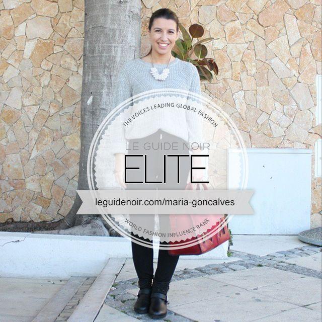 @fashionaddictau Maria Goncalves