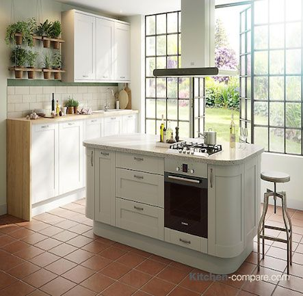 1000 Images About Light Grey Painted Shaker Kitchens On Pinterest Traditional Models And
