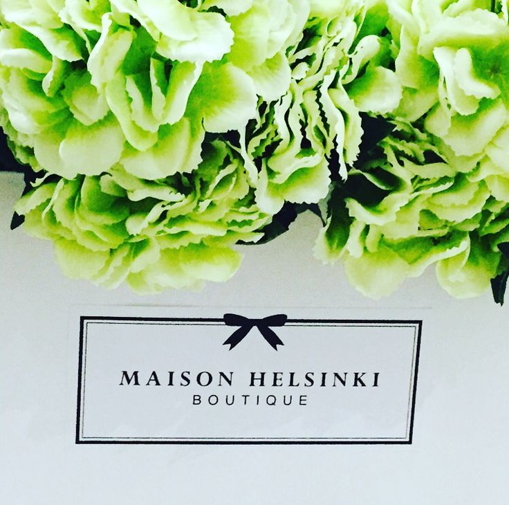 Maison Helsinki loves hydrangeas
