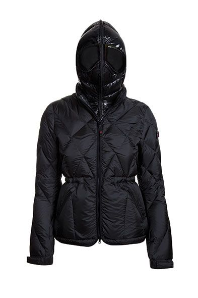 AI Riders On The Storm Jacket for Woman #airiders | CCW003  SHINY RIP - 100% POLYESTER