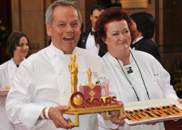 Wolfgang Puck Goes Vegan for the Oscars, Again