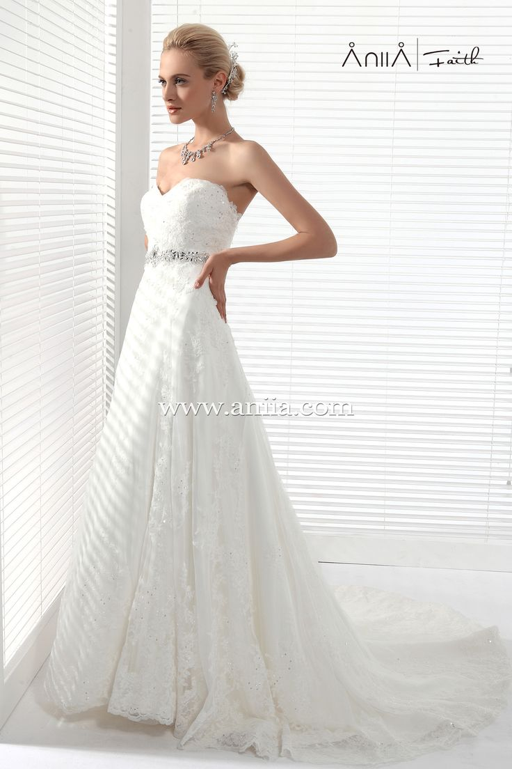 Wedding dresses with straps   best Lace Wedding Dress images on Pinterest  Wedding gowns