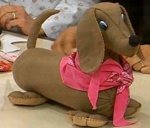 Eu Amo Artesanato: Cachorrinho de garrafa pet