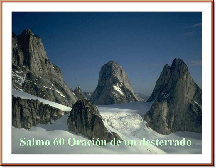 SALMOS: Salmo 61 (60)-Oración de un desterrado