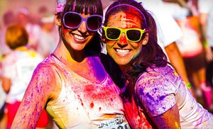 Groupon - 5K Race Entry for One or Two at Run or Dye (Up to 58% Off) in San Diego (Qualcomm Stadium). Groupon deal price: $22.0.00