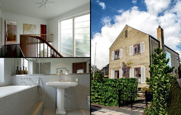 Villa i dansk funkisstil i Hellerup