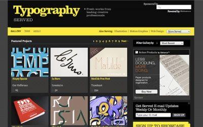 20 сайтов, где можно найти вдохновение и зарядиться креативом