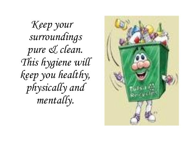 cleanliness is the key to health Cleanliness of body is necessary for physical health dirt is the mother of diseases dirt is the mother of diseases a person who never washes himself, who wears dirty clothes and keeps his house and surroundings dirty, will soon lose health.