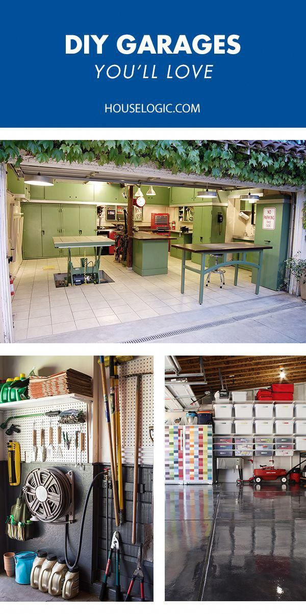 Garage Designs Inside Garage Pictures Ideas How To Decorate My