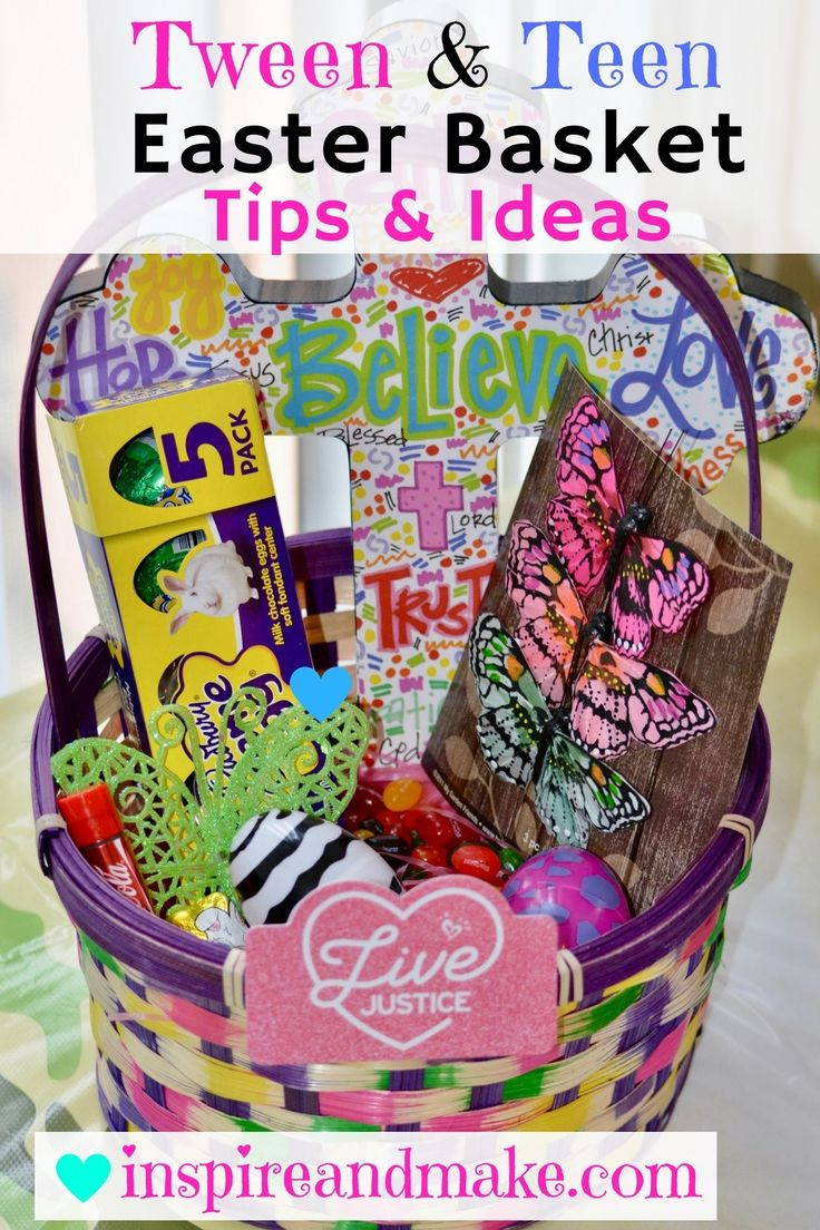 1383 best gift baskets images on pinterest gift basket ideas baby tween and teen easter basket ideas negle Gallery