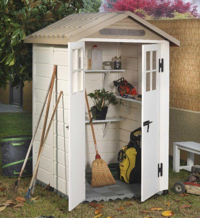 9 Idees Gifi Pour Preparer Le Jardin Pour Les Beaux Jours Abri De Jardin Cabanon De Jardin Abri De Jardin Pvc