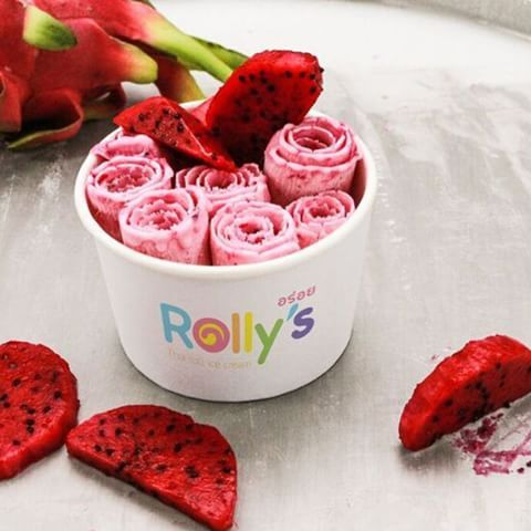 "We are Create ""DreamRollsIce"" Ice Cream Franchise provides Thai roll ice cream in Frisco City."