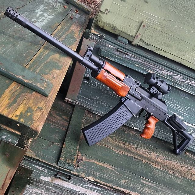Russian VEPR 12 Wood stock set   Vepr 12 wood set imported