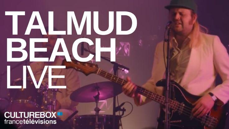 Talmud Beach - Live @ Trans Musicales de Rennes 2016