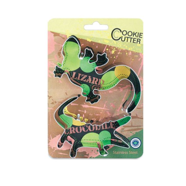 Baking MAGIC - Reptile Cookie Cutters $2  Langham Mall Unit 2333 & 2335 Level 2, 8339 Kennedy Road, Markham, Ontario, Canada  www.OneOfAKaIND.com