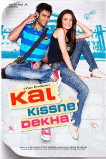 Kal Kissne Dekha (2009) Hindi Movie Online in SD - Einthusan Jackky Bhagnani , Vaishali Desai, Rishi Kapoor, Nushrat Bharucha Directed by Vivek Sharma Music by Sajid-Wajid 2009 [U] ENGLISH SUBTITLE