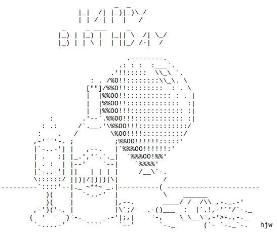 Happy Birthday Ascii Art Facebook Image Search Results
