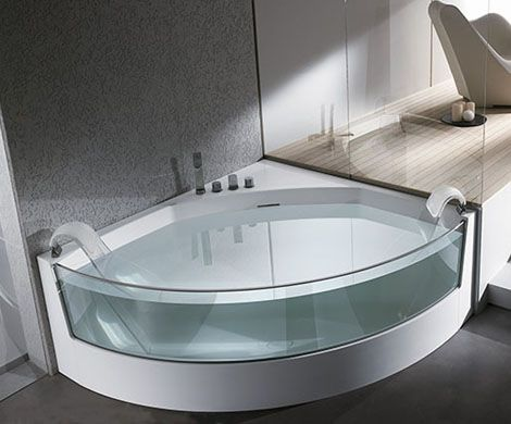 My future house is going to have the biggest bath tub.