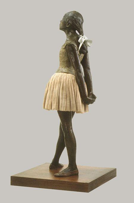 Edgar Degas: The Little Fourteen-Year-Old Dancer (29.100.370)   Heilbrunn Timeline of Art History   The Metropolitan Museum of Art