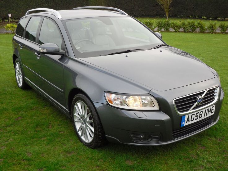 VOLVO V50 2.0 SE LUX 16v - SUPERB EXAMPLE