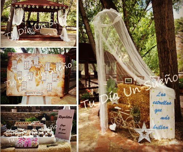¡Tacháaaan! Os presentamos la boda de Anaïs y Ramón💍 Con ellos vivimos una celebración llena de magia💖, fue una boda de cuento 👩❤️💋👨 ¡¡con millones de detalles bonitos!! 👏 Siempre pongo muucho cariño en mi trabajo...pero cuando los novios son amigos, ¡¡se multiplicaa!!😍 #quevivanlosnovios #bodasTDUS #sueñoshechosrealidad