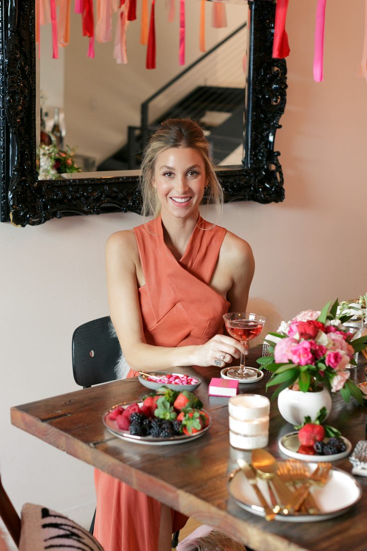 Whitney Port's Galentine's Day