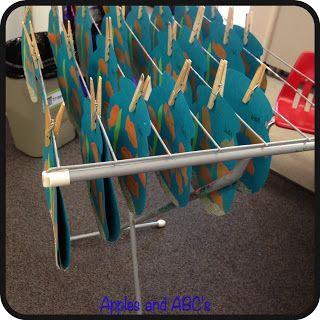 Clothes Rack to Dry Paintings