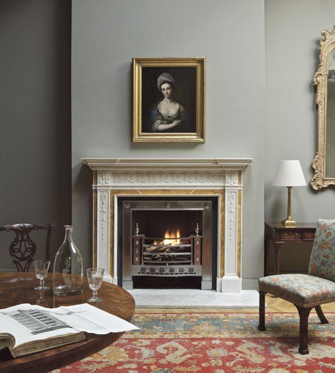 Clarendon Fireplace