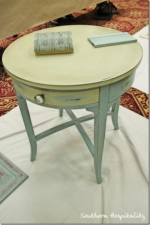 Painted Tables 112 best chalk paint®/small tables images on pinterest | painted