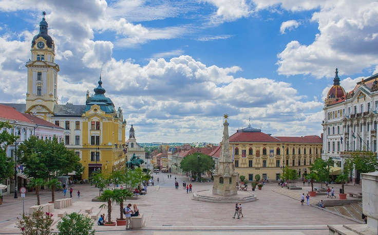 Pecs, Hungary#Repin By:Pinterest++ for iPad#