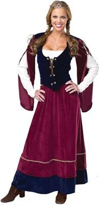 Lady Renaissance Adult Costume. Our Price: $73.50