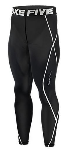 Disponible en Amazon http://amzn.to/TTJClL  Take Five Skin Tights Compression Leggings Black Running Pants Men Leggins-Pantalon de compresion para correr y ejercicio  #ImportsDelivery #Shopping #TakeFive #JustOneStyle #Tights #Leggings #RunningPants #Sports #Amazon