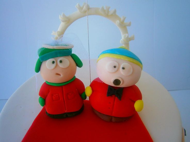South park wedding toppers