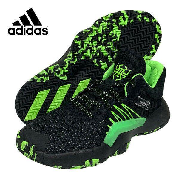e5a707602 adidas D.O.N. Issue #1 Men's Basketball Shoes NBA Casual Black NWT ...