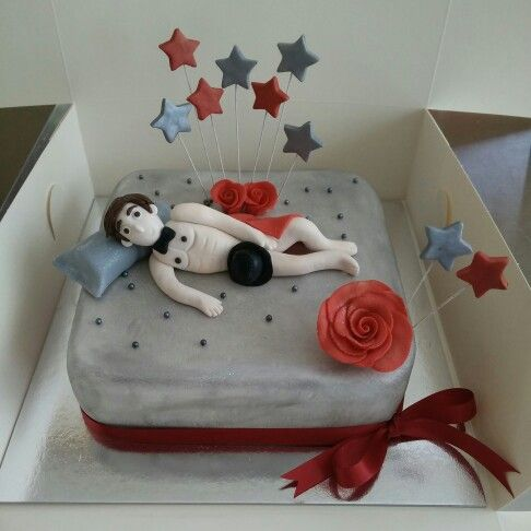 Hen Party  Chocolate biscuit cake