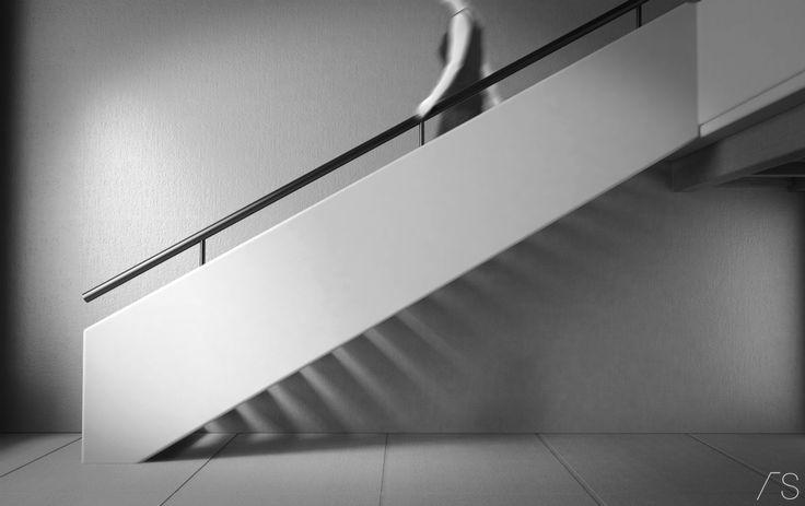 01-Stair www.architectsolutions.co  #3d #architecture #art #design #instagram #vray #3dart #archviz #architectsolutions