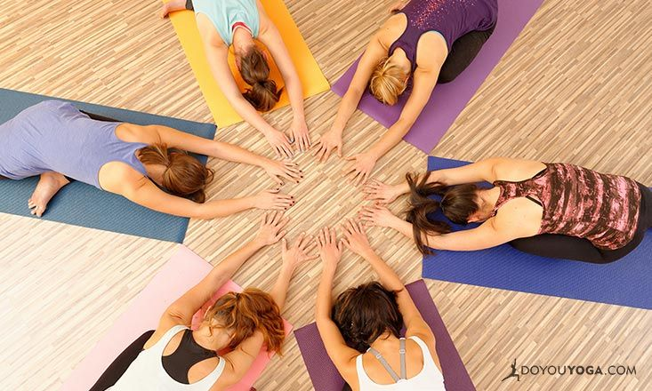 If you're a student who may be considering a path as a teacher to share your love of yoga, here are a few things you might like to know about teaching yoga.