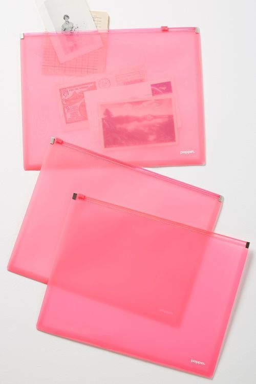 Zippered Portfolio Set