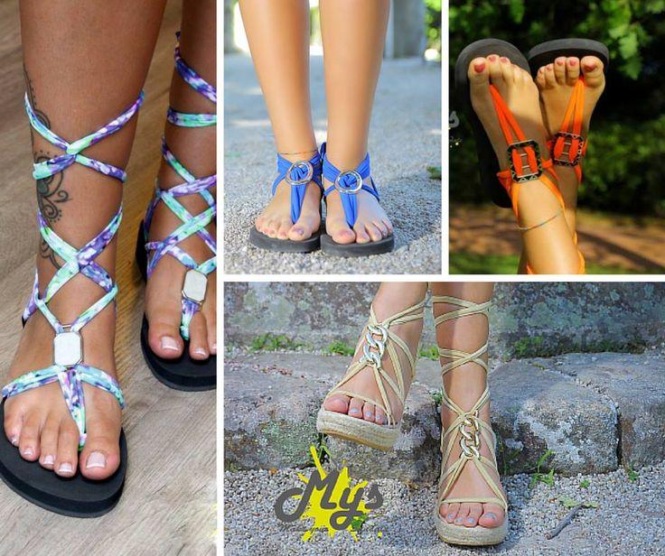 #MysSandals nuevos accesorios para complementar tu estilo!