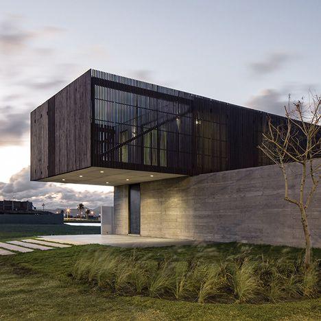 #concrete #timber