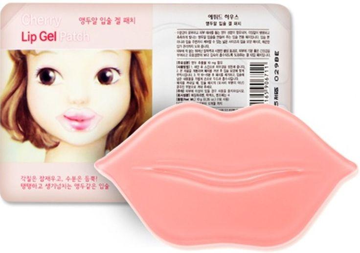 [Tonymoly] 1/2/3 Cherry Lip Gel Patch Korean cosmetic Lip care patch #ETUDEHOUSE
