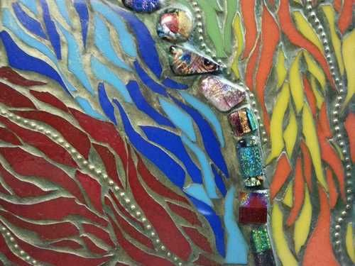 Mosaic Tile Mania has the world's largest selection of stained glass mosaic tiles and supplies.