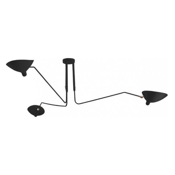 Tilskud til Black Orchid Ceiling Lamp