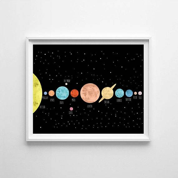 artists concept our solar system solar system - 570×570