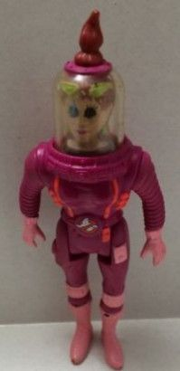 (TAS006469) - Ghostbusters Action Figure - Janine Melnitz