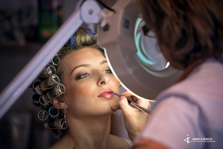 Roxana si Manu – O nunta de senzatie! http://www.andiiliescu.com