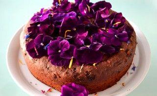 Orangen-Schokoladen-Kuchen – Vegan und glutenfrei