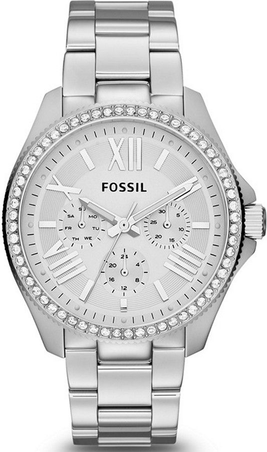 AM4481 - Authorized Fossil watch dealer - LADIES Fossil CECILE, Fossil watch, Fossil watches