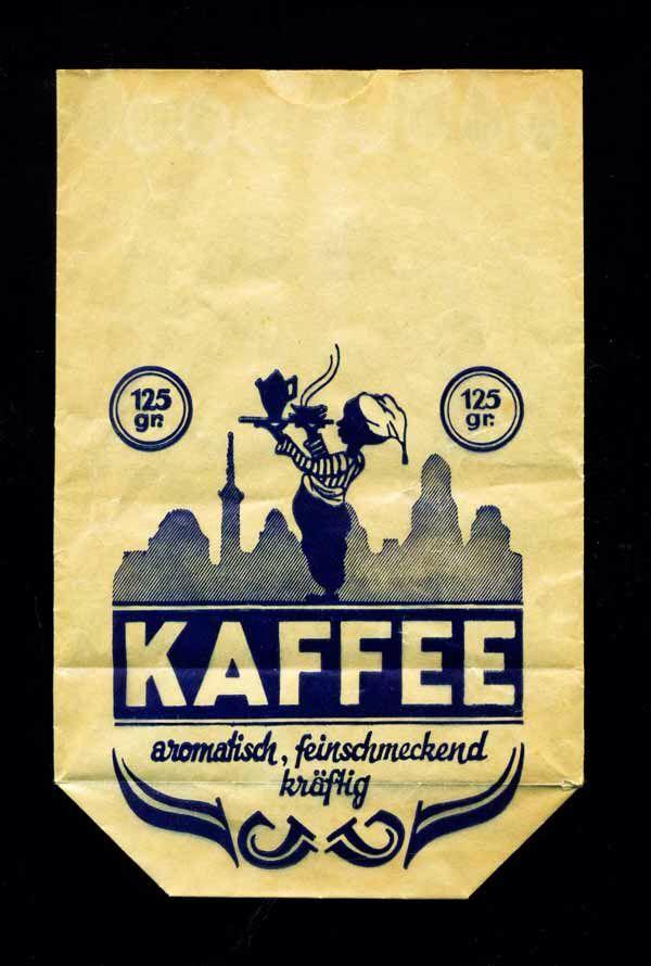Kaffeebeutel für 125 gr. Röstkaffee - aromatisch, feinschmeckend kräftig (1/1)