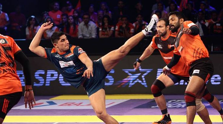 Raider Nitin Tomar on Monday shattered all records to emerge the costliest-ever player to be bought in the Pro Kabaddi League (PKL) auction.....